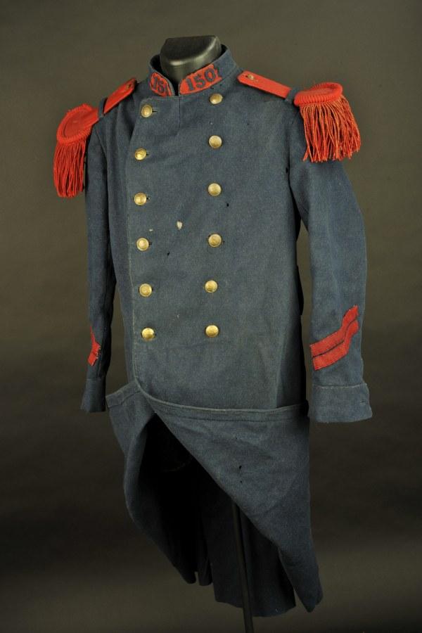 Manteau de sergent du 150ème régiment d'infanterie