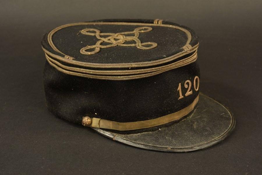 Képi polo d'un capitaine du 120e d'artillerie lourde