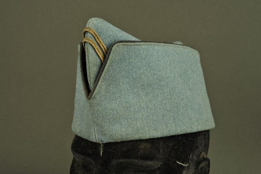 Bonnet de police d'un lieutenant du Génie