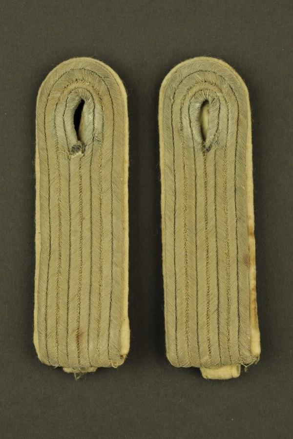 Pattes d'épaule de Leutnant de l'infanterie