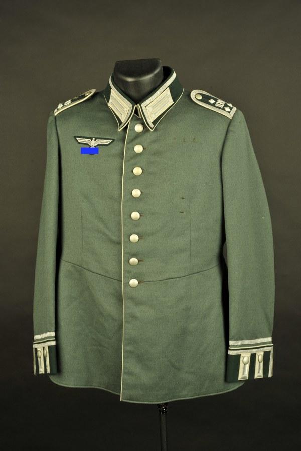 Waffenrock de Spiess du 109ème régiment d'infanterie