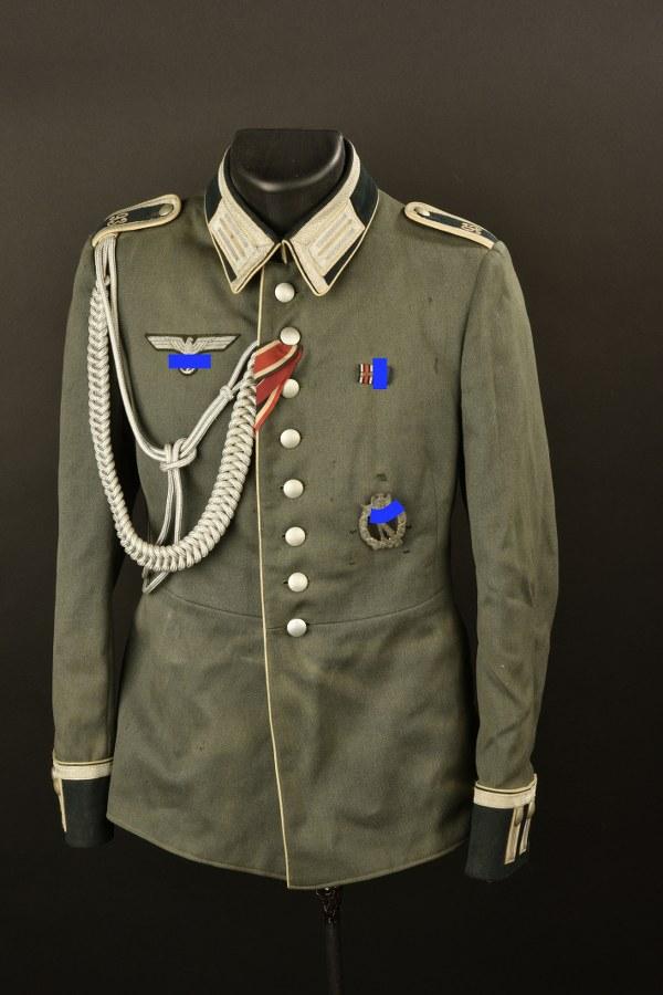 Waffenrock d'Unterofffizier du 93ème d'infanterie