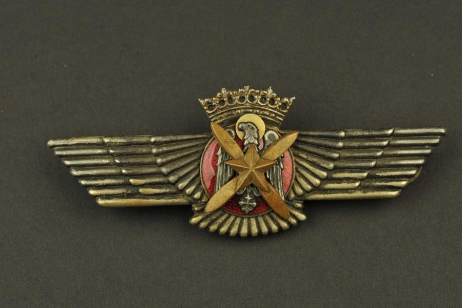 Brevet de pilote de la Légion Condor