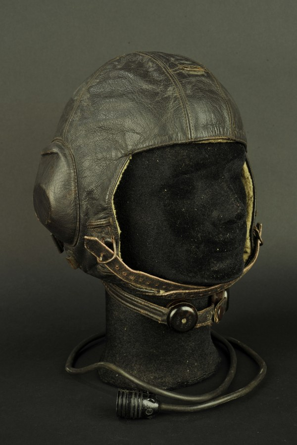 Bonnet de vol LKP W 101 de la Luftwaffe