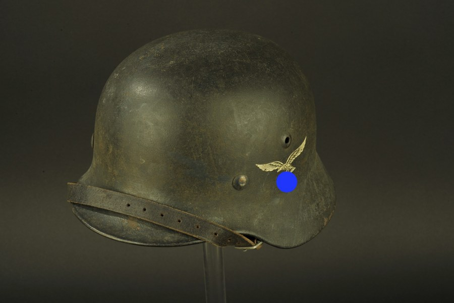 Casque M-40 de la Luftwaffe