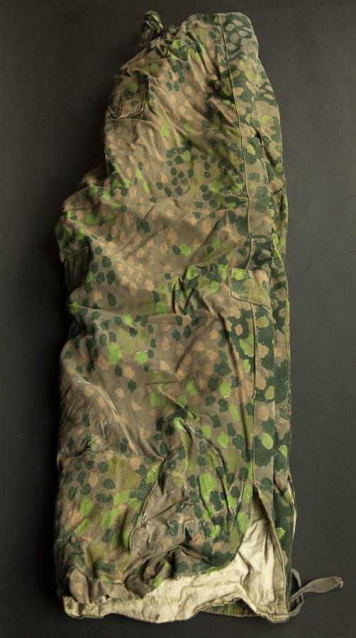 Pantalon camouflé réversible de la Waffen SS