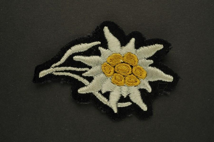 Insigne de manche des gebirgsjäger de la Waffen SS