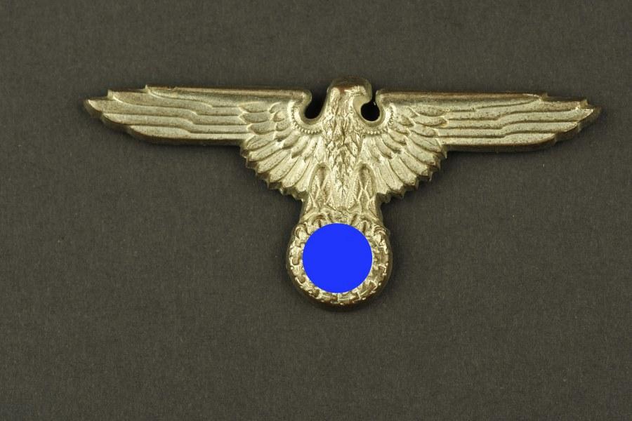 Aigle de casquette de la Waffen SS