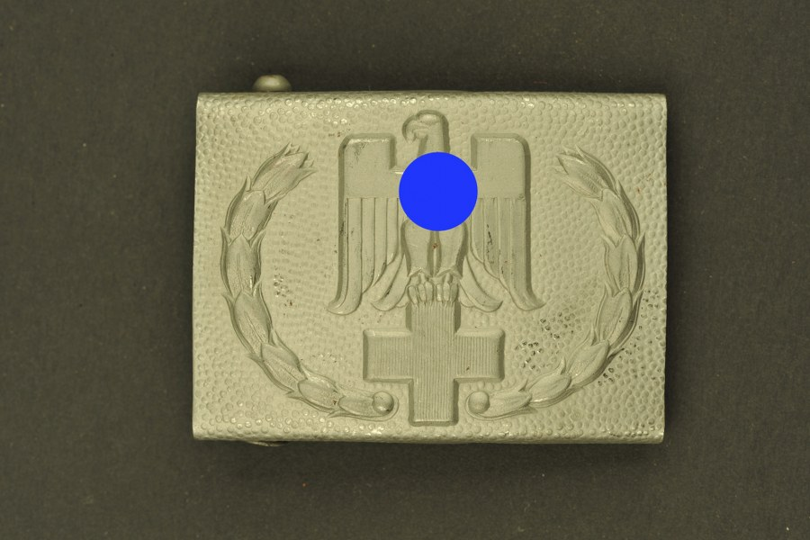Boucle de ceinturon 3ème modèle DRK