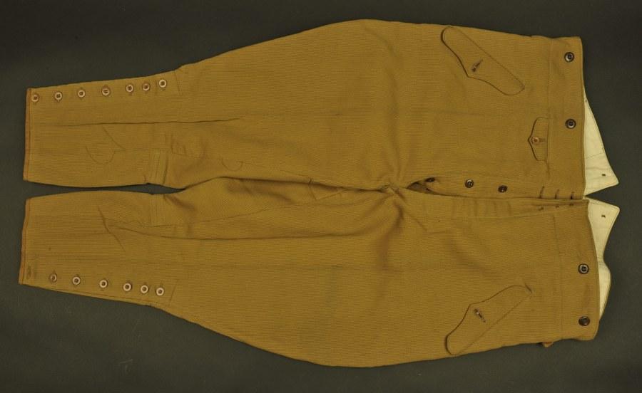 Pantalon culotte de cheval