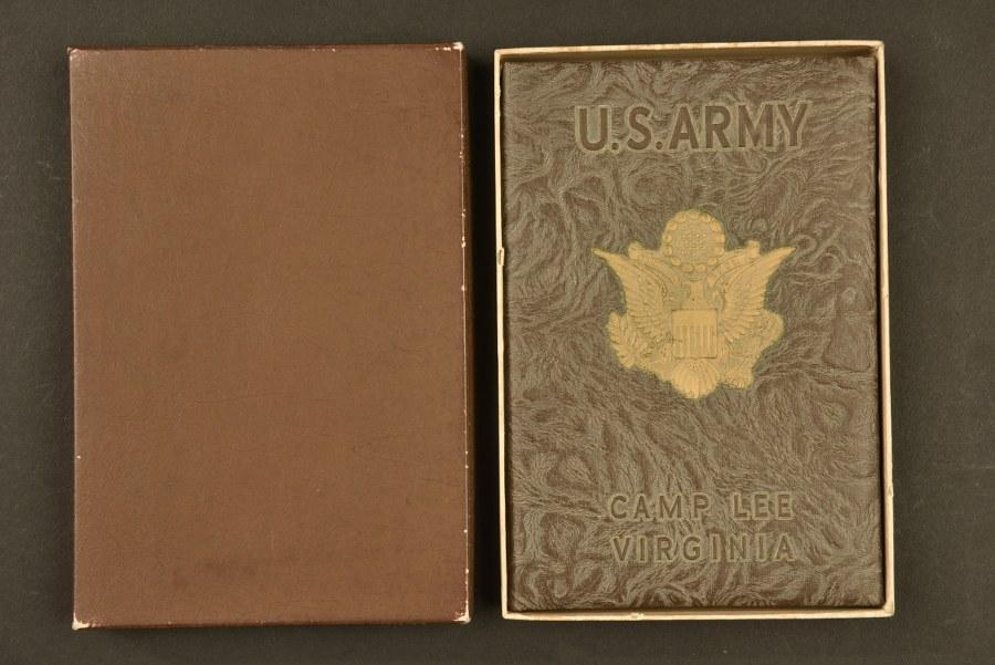 Camps Lee Virginia US ARMY