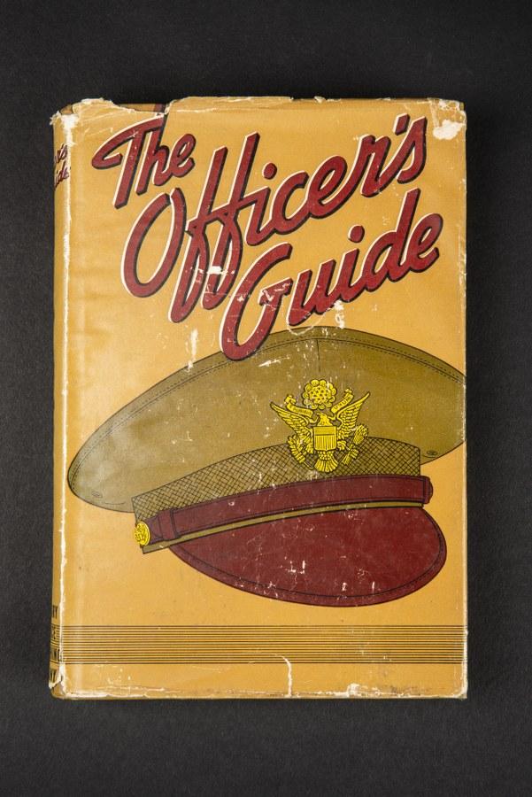 The officer's Guide du Lieutenant Joseph Yell