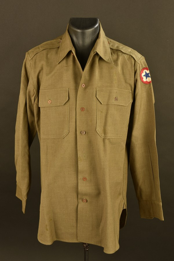 Chemise d'officier de l'Army Service Forces