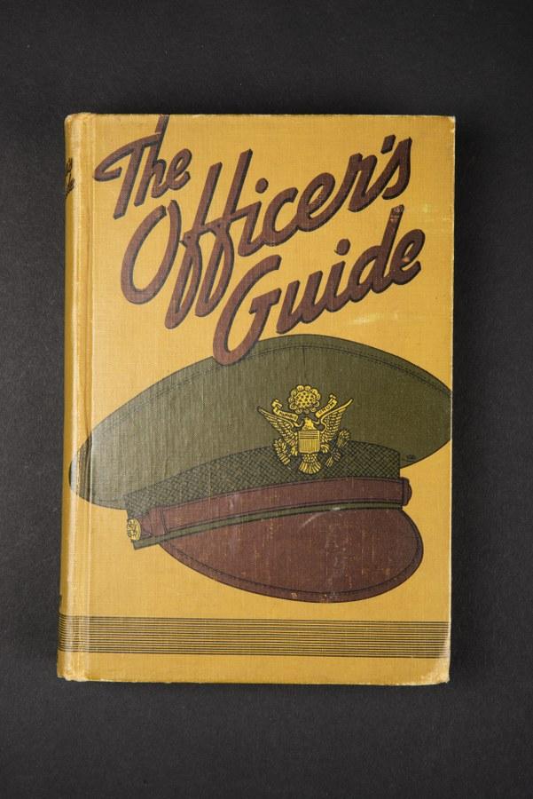 The officer's Guide du 2nd Lieutenant Charles B Falconer