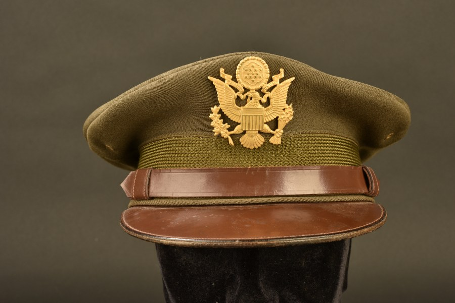 Casquette d'officier du Corps des Engineers
