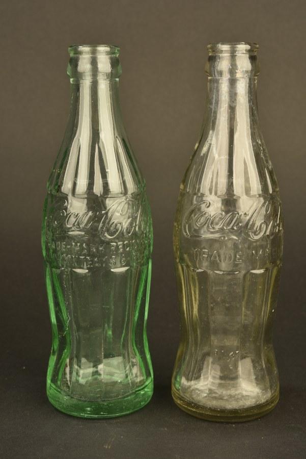 Bouteilles de Coca Cola US