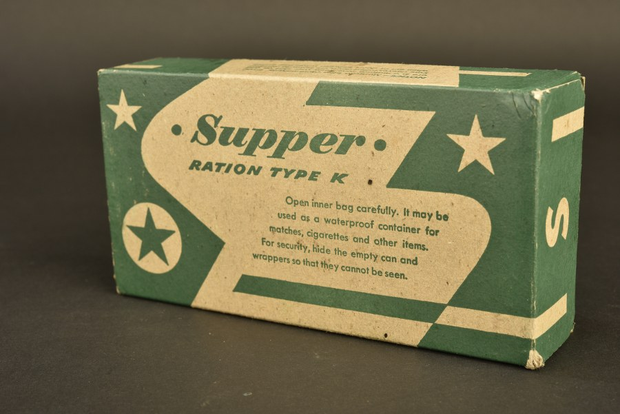 Ration Type K Supper