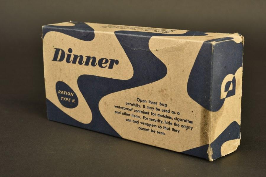 Ration Type K Dinner