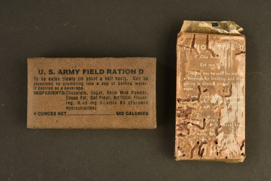 US Army Field Ration D