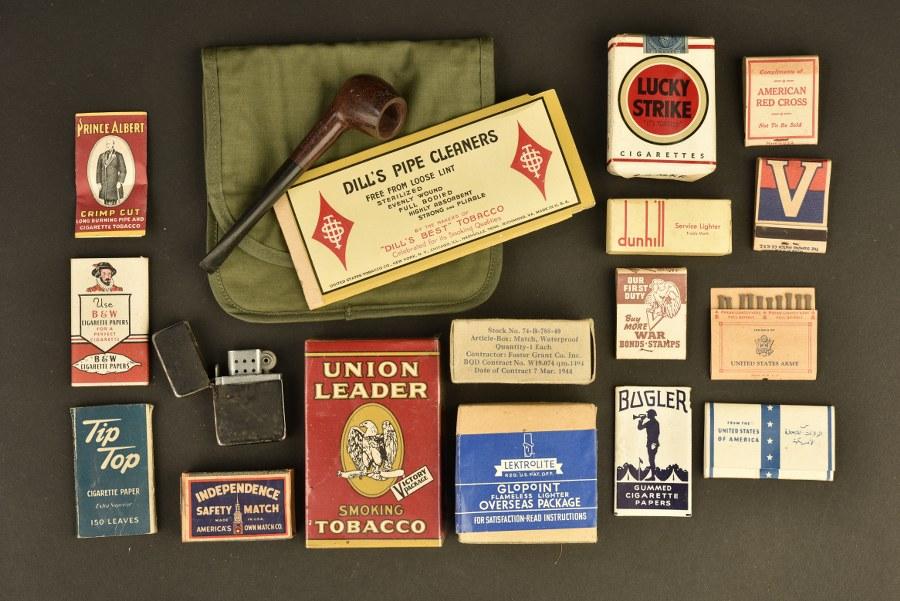 Accessoires du fumeur américain