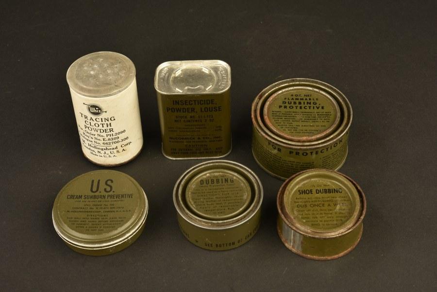 Produits d'hygiène US