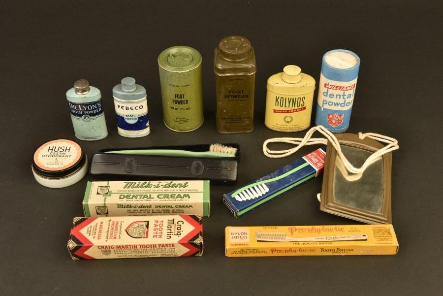 Ensemble de produits d'hygiène US