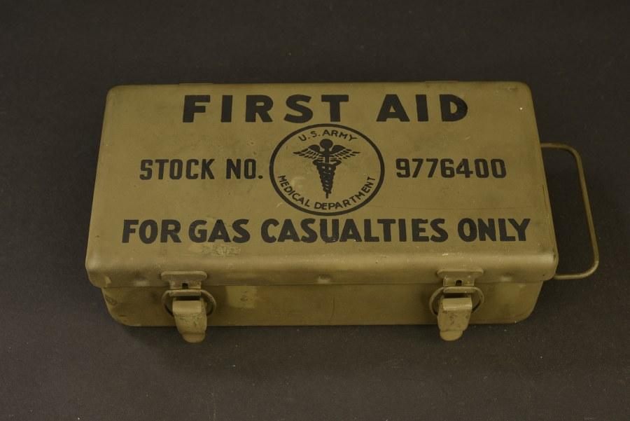 Boite First Aid MD