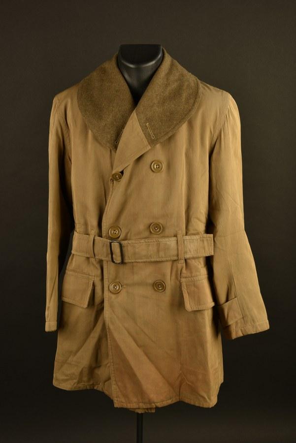 Rare veste Mackinaw British Made