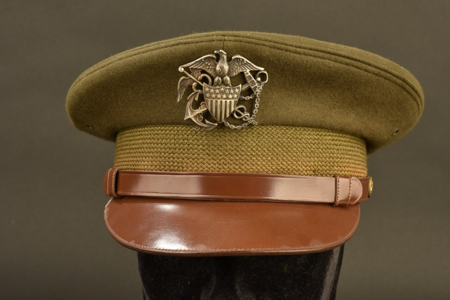 Casquette de l'US Public Health Service Commissioned Officers Corps