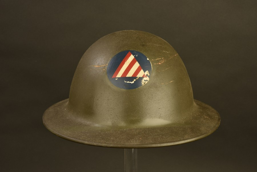 Casque de l'US Civil Defense
