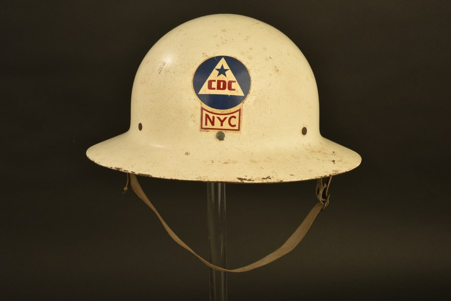 Casque du CDC New York City