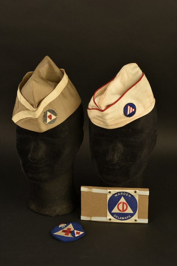 Ensemble d'équipement de l'US Civil Defense