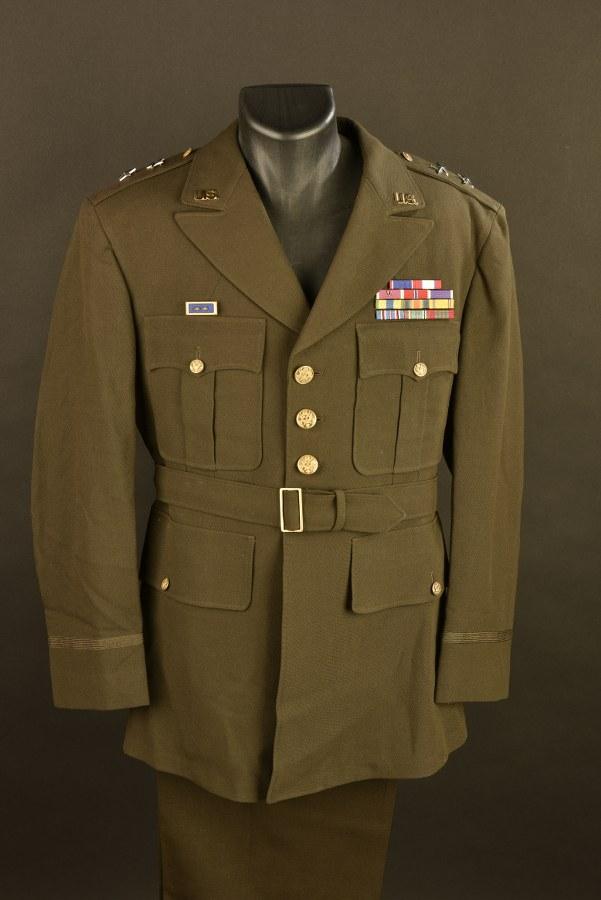 Uniforme de Général de Division de l'US Army
