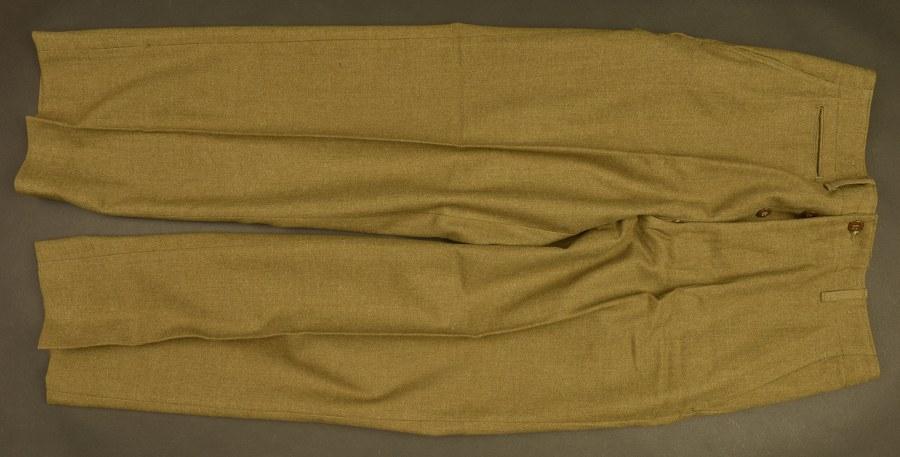 Pantalon moutarde US