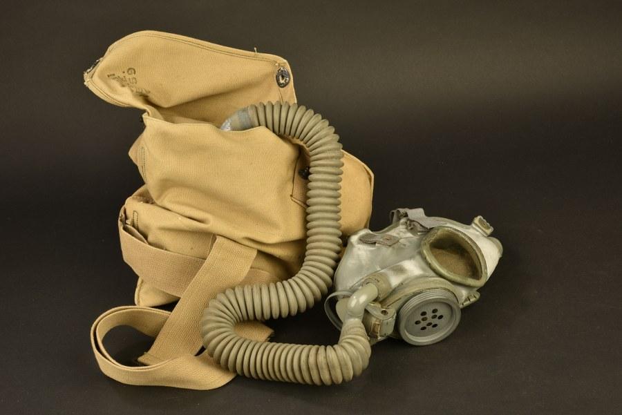 Masque anti-gas US Diaphragm Gas Mask