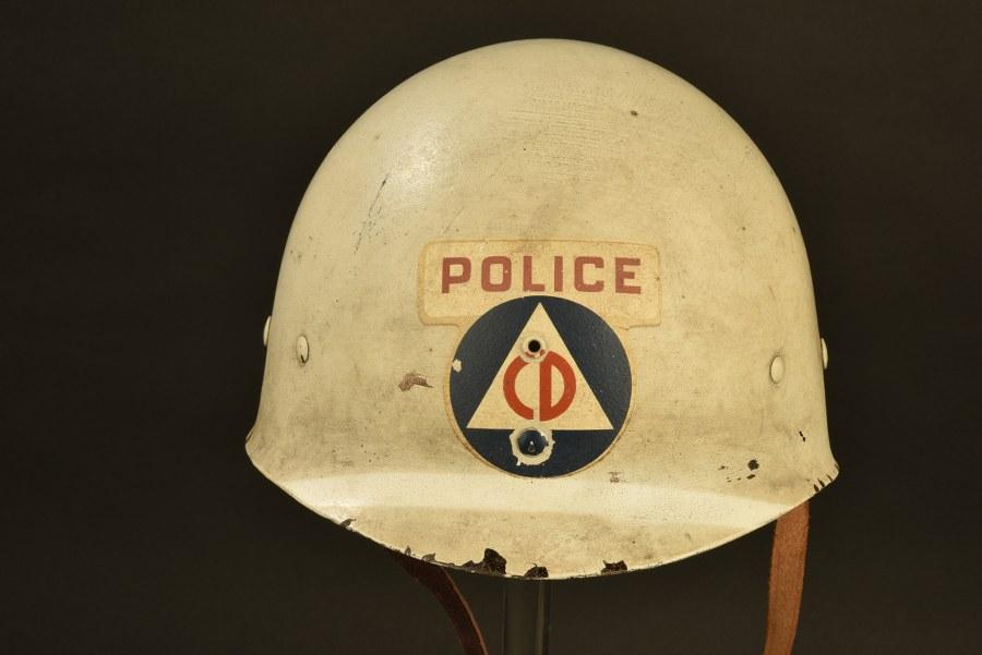 Liner CD Police