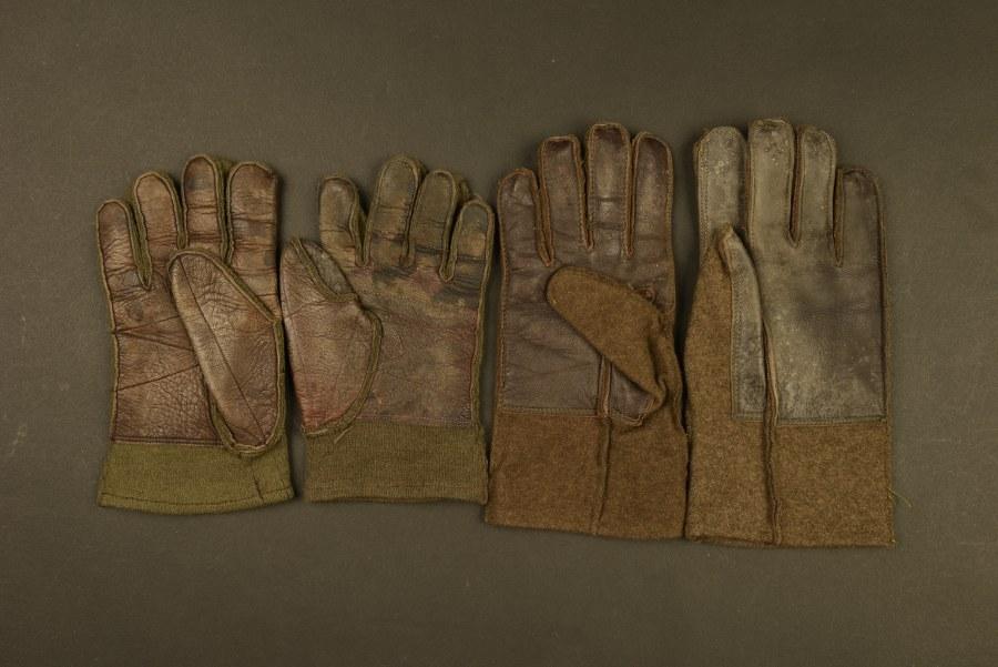 Ensemble de gants US