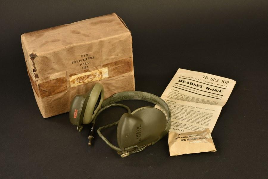 Casques radios SH-16-U