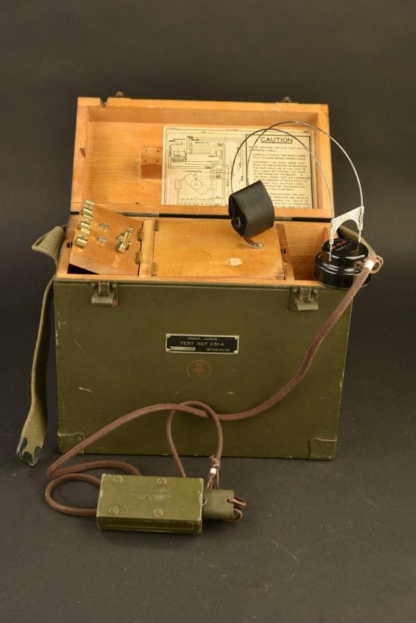 Signal Corps Test Set I-51-A