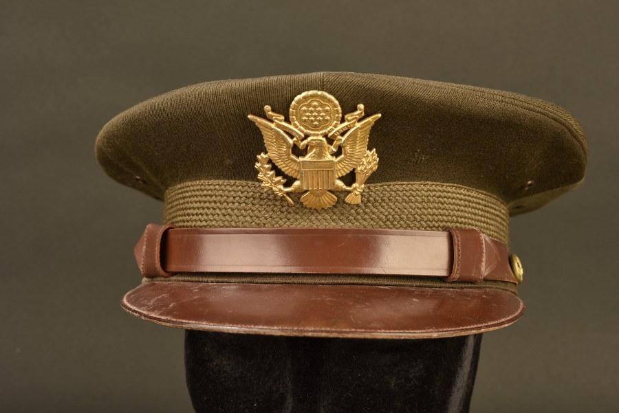 Casquette d'officier US