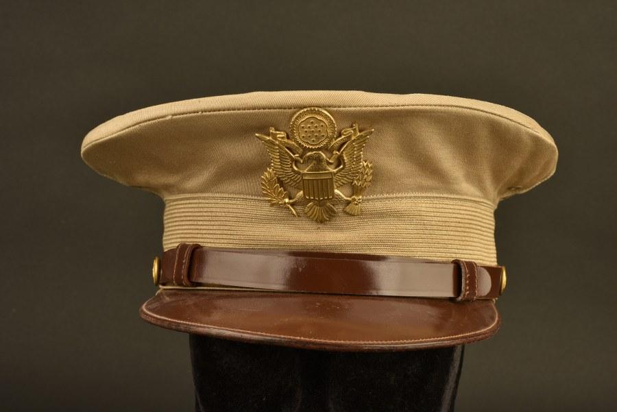 Casquette chino d'officier US