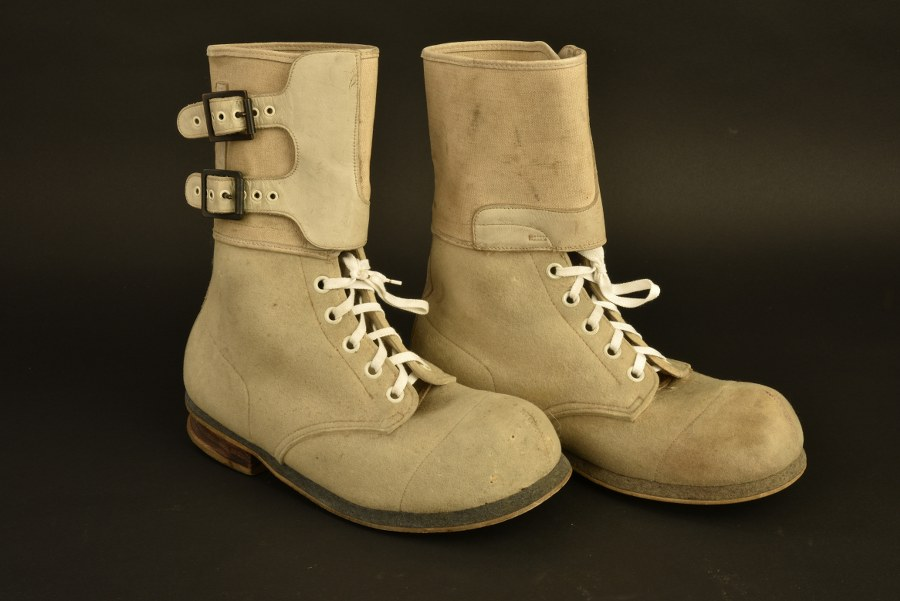 Climate winter Combat boots