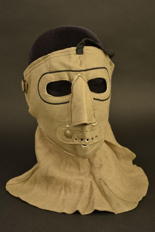 Masque faciale hivernal