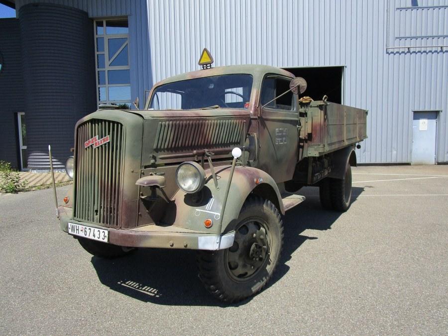 Opel Blitz 6700A
