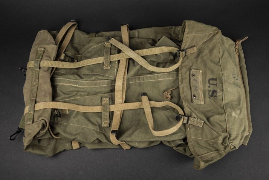 Jungle pack du soldat Gilbert Guy