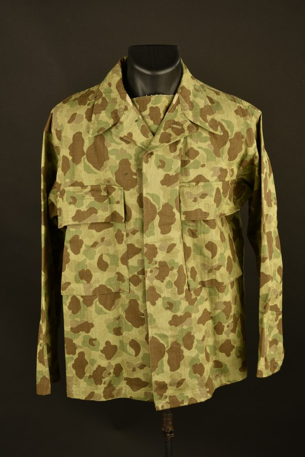Reproduction de veste camouflé Army
