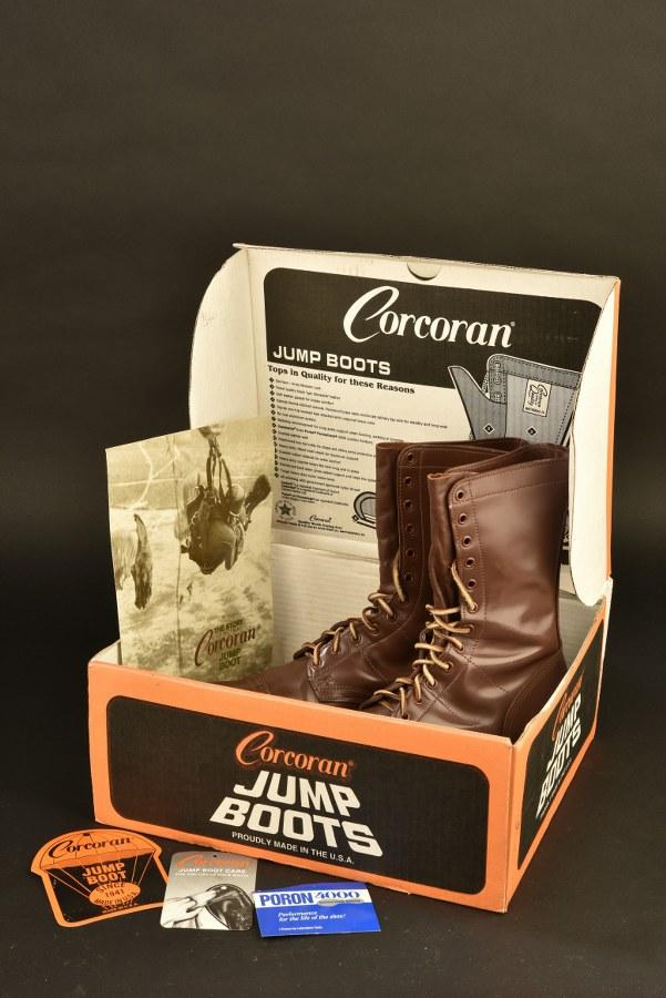Reproduction de bottes de saut Corcoran