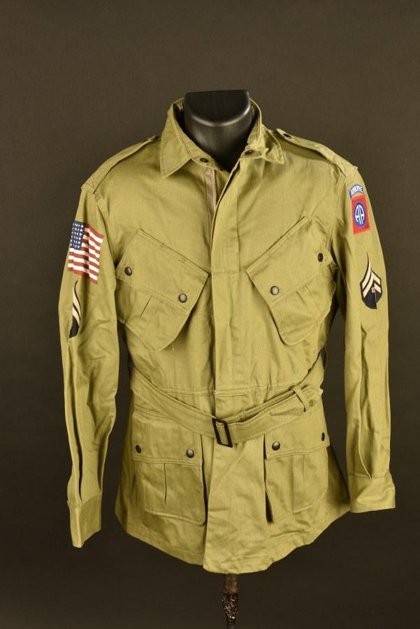 Reproduction de veste de saut de la 82ème Airborne