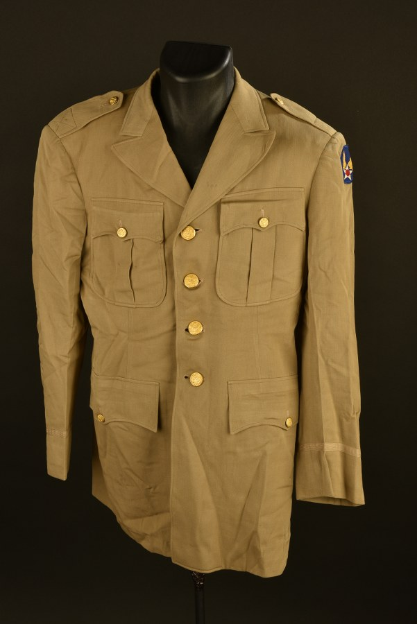 Vareuse de l'officier Turner de l'US Army Air Force