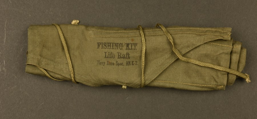 Housse Fishing Kit Life Raft
